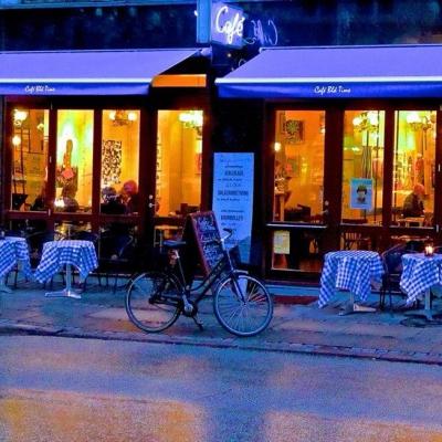 Café Blå Time
