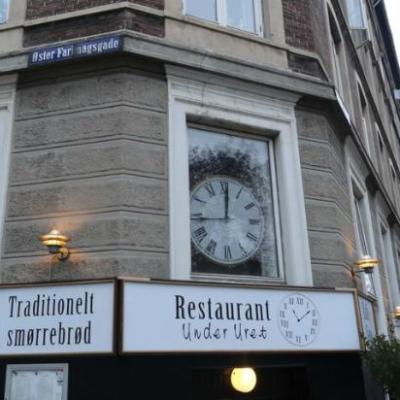 Restaurant Under Uret