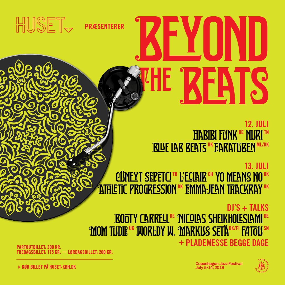 Huset & Beyond The Beats