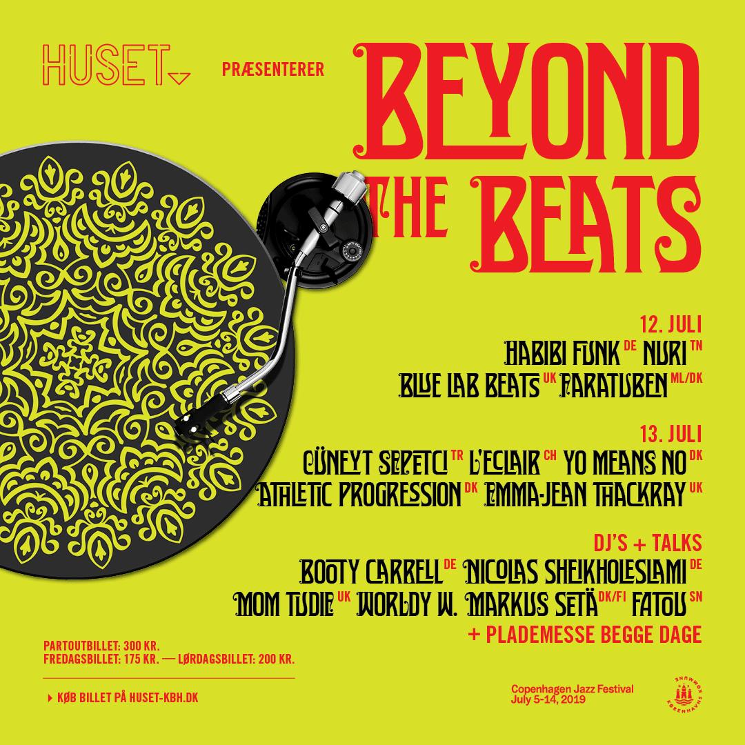 Huset & Beyond The Beats